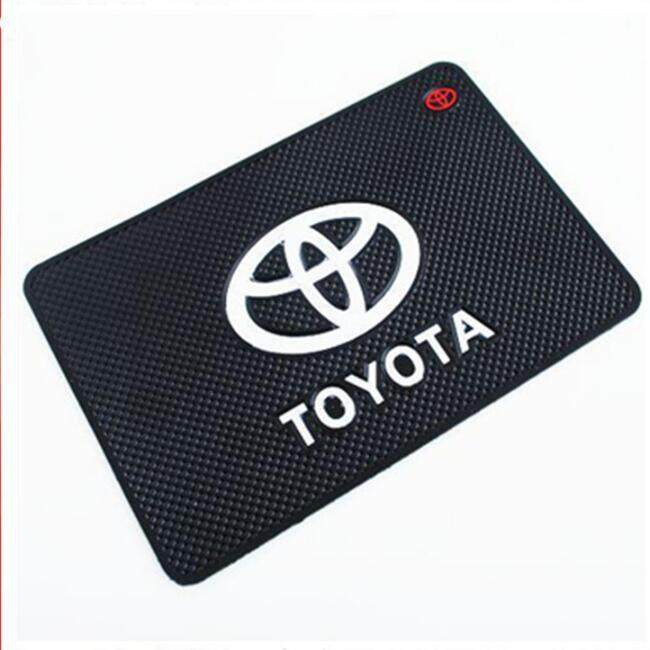 Pad Gel Anti Selip Tikar Karpet Anti Slip Non-Slip MAT Anti-Slide Papan Instrumen Tempel Pad Alas Adhesif untuk Toyota Land Cruiser 200 V8 FJ200