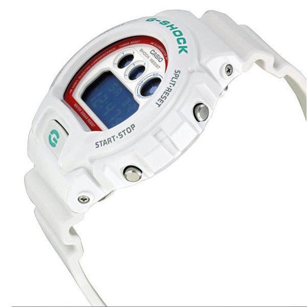 ยี่ห้อไหนดี  อำนาจเจริญ 【 STOCK】Original _ Casio_G-Shock DW6900 200M กันน้ำกันกระแทกและกันน้ำนาฬิกากีฬา Wist นาฬิกากีฬาสำหรับ MenDW-6900SN-7DR