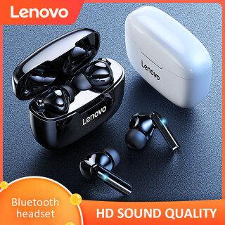Tai Nghe Nhét Tai Vô Hình Lenovo XT90 V5.0 Tai Nghe Không Dây Bluetooth Giảm Tiếng Ồn Thông Minh Cho Tất Cả Điện Thoại Và Máy Tính thumbnail
