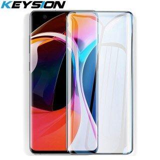 KEYSION 9H Kính Cường Lực Che Phủ Toàn Bộ Miếng Dán Bảo Vệ Màn Hình Cho Xiaomi Mi 10 10 Pro HD Dành Cho Xiaomi Mi Note 10 Mi 9T Pro 9 Lite thumbnail