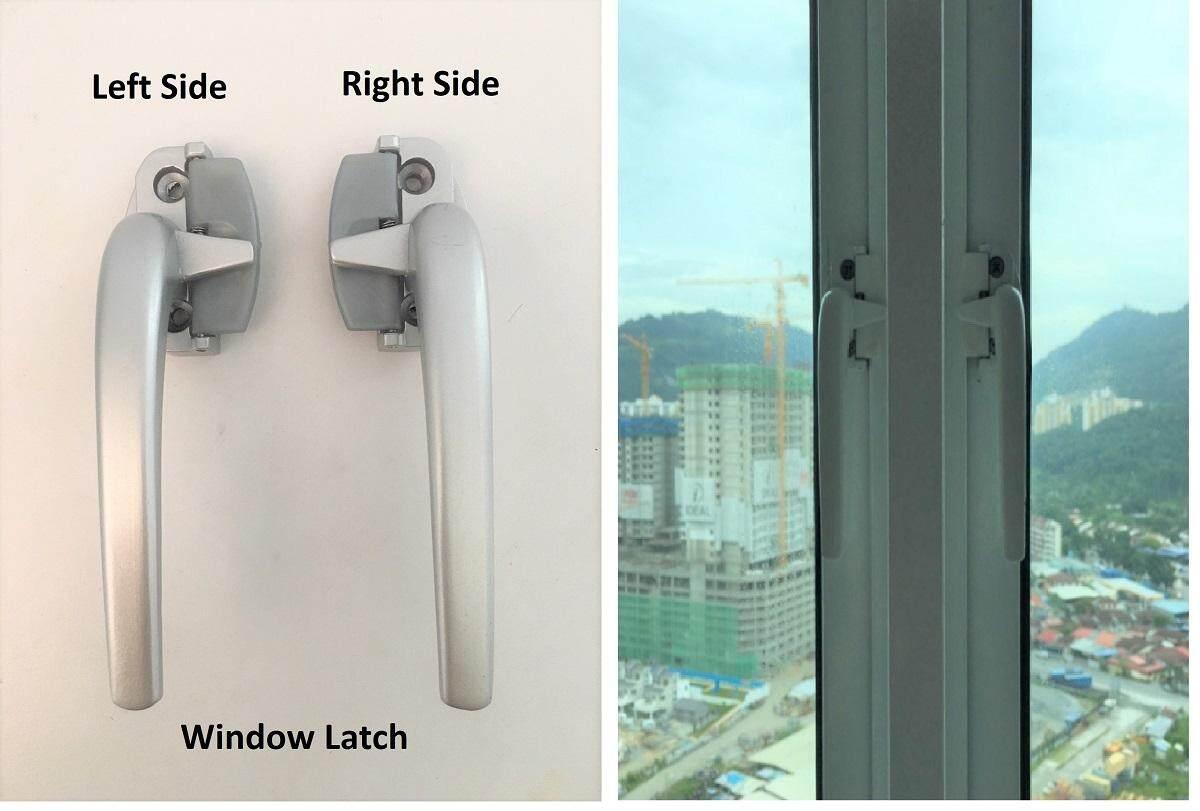White Colour Window Handle Latch /Lock