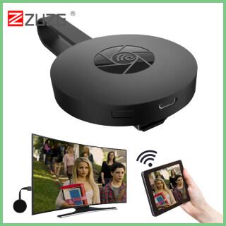 ZUZG HDMI Dongle Bộ Thu Hiển Thị Wifi Không Dây Thanh TV Airplay Miracast Cho Hộp Phản Chiếu Màn Hình Mira TV Youtube thumbnail