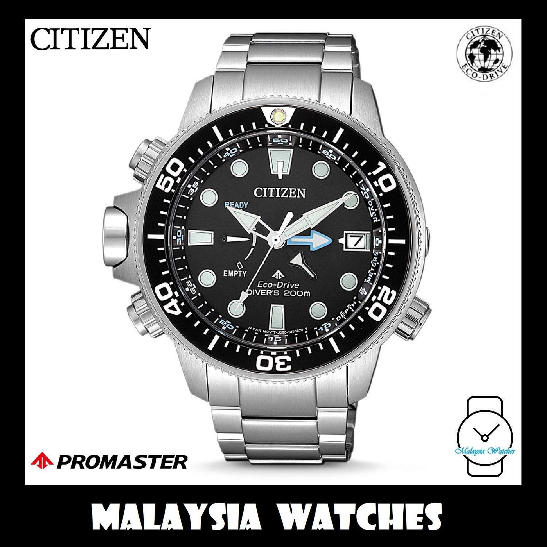 a7171c005 (100% Original) CITIZEN BN2031-85E Promaster Marine Gents Eco-Drive Diver's