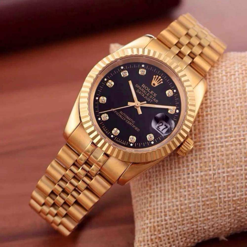 Original Authentic Rolex Mens Mechanical Watch Alloy Strap Mechanical Watch 2020 New Swiss Fashion Wild Malaysia