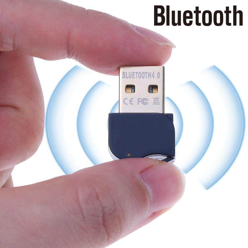 Smart Wireless USB CSR Bluetooth Adapter V4 0 Bluetooth Dongle Mini USB 2 0  / 3 0 Dual Mode Multi-Media Receiver Adapter Transmitter for Computer PC
