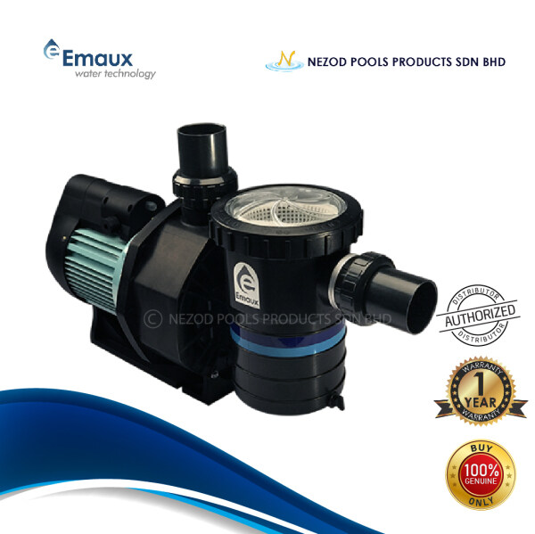 EMAUX SB30 Swimming Pool Pump 3.0hp, 380V/50Hz, Three Phase 25.2cubic m/h/12m SWIMMING POOL - NEZOD POOLS