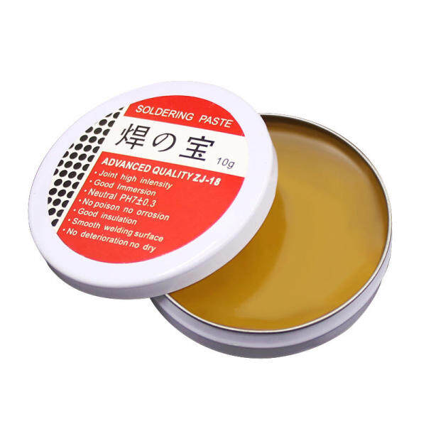 Solder Paste Mild Rosin Environmental Soldering Paste Flux PCB IC Parts Welding Soldering Gel Tool 10G