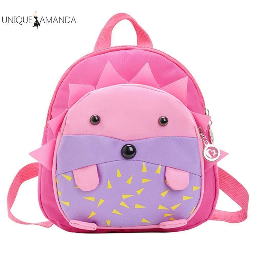 Cute Cartoon Animal Children Backpack Kids Kindergarten School Book Bags