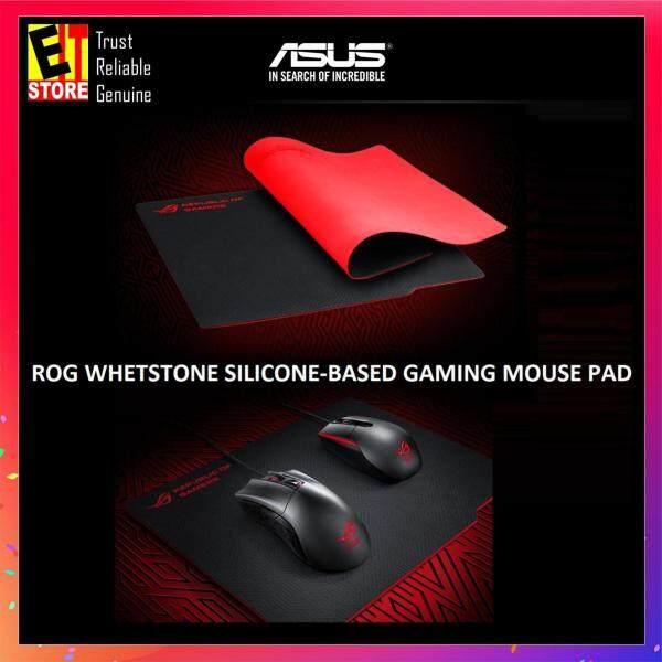 ASUS ROG WHETSTONE SILICONE-FABRIC GAMING MOUSE PAD (90MP00C1-BOUA00) Malaysia