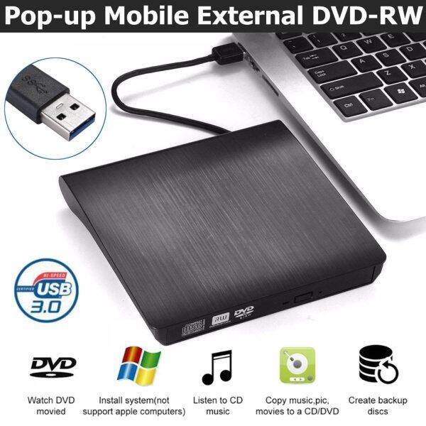 Bảng giá USB 3.0/Type-C Slim DVD RW CD Ghi Ổ Đĩa Đầu Ghi Đầu Đọc Ổ Đĩa Quang Cho Máy Tính Xách Tay Phong Vũ