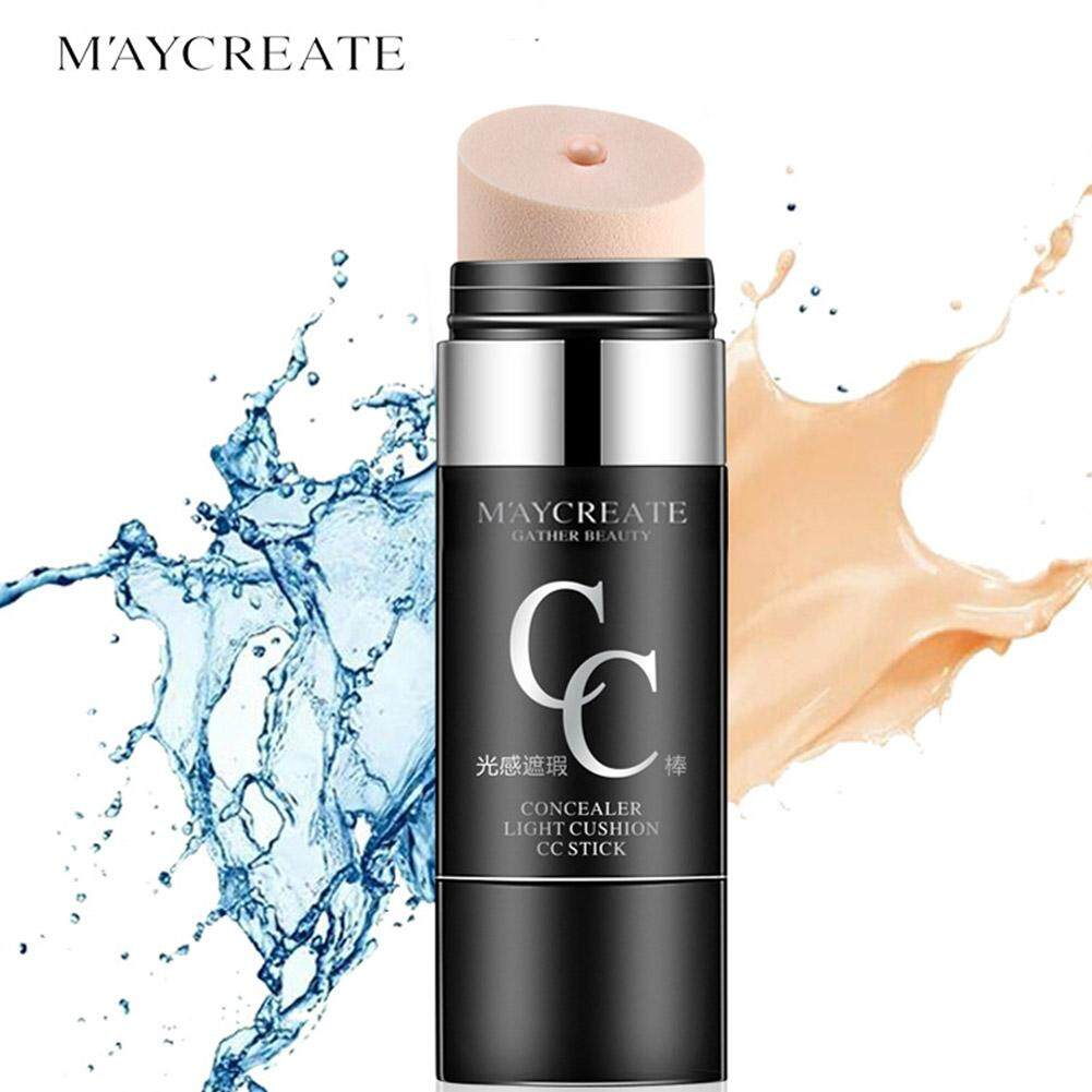 Air Cushion Cc Foundation Makeup Natural Cover Moisturizing Waterproof Whitening Face Concealer Stick Net By Four Season Big Sale.