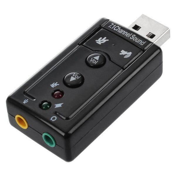 Bảng giá 7.1 Channel USB External Sound Card Audio Adapter Phong Vũ