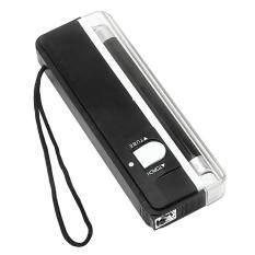 ใหม่มือถือ UV ไฟ LED ไฟฉายโคมไฟที่มีประโยชน์ธนบัตรตรวจจับปลอมสกุลเงินเครื่องตรวจจับเงิน 2in1 ที่มีคุณภาพสูงปฏิบัติ