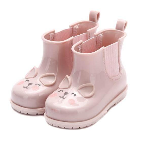 859cd9be7f Princess Sandals Jelly Shoes Autumn Children Soft Comfort Princess Shoes  Melissa Girls Sandals Kids Sandals Boots