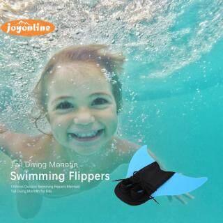 Chân Chèo Bơi Ngoài Trời Cho Trẻ Em, Monofin Lặn Đuôi Nàng Tiên Cá Dành Cho Trẻ Em thumbnail