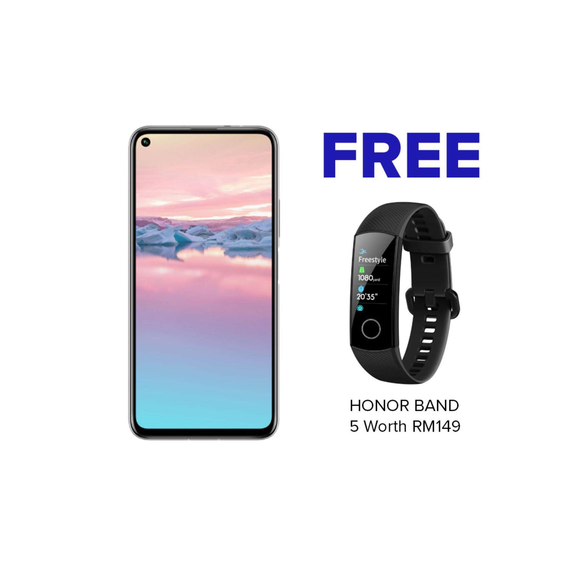 [12.12 Crazy Deals] HONOR 20 Pro (8GB RAM+256GB ROM) Smartphone With 1 Year Warranty , Free Shipping