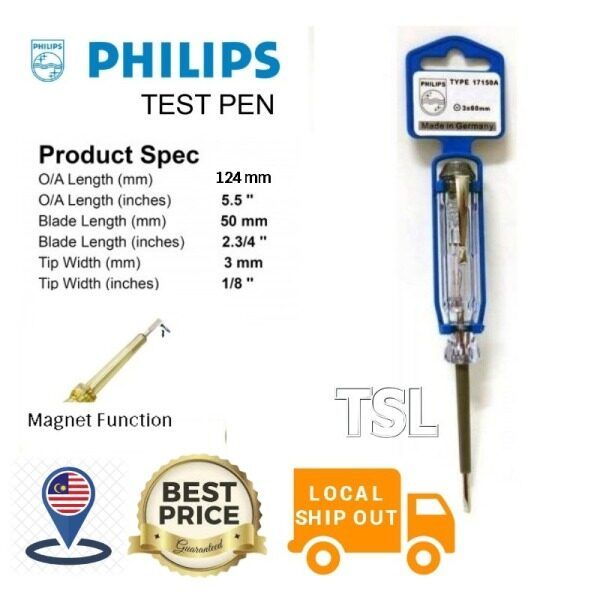 TEST PEN SERIES(ELECTRICAL USE)
