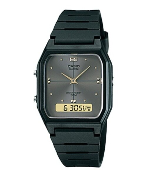 Casio AW-48HE Series Analog-Digital Watch Malaysia