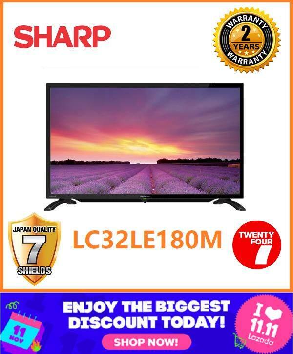 Sharp AQUOS 32 LED TV LC32LE180M