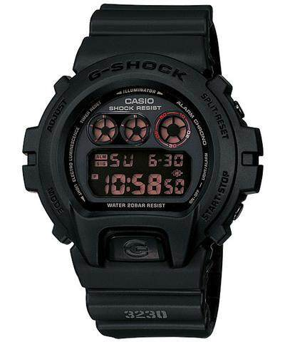 SPECIAL PROMOTION  CASIO_G_SHOCK DW-6900 POLIC EVO 3230 DIGITAL WATCH Malaysia