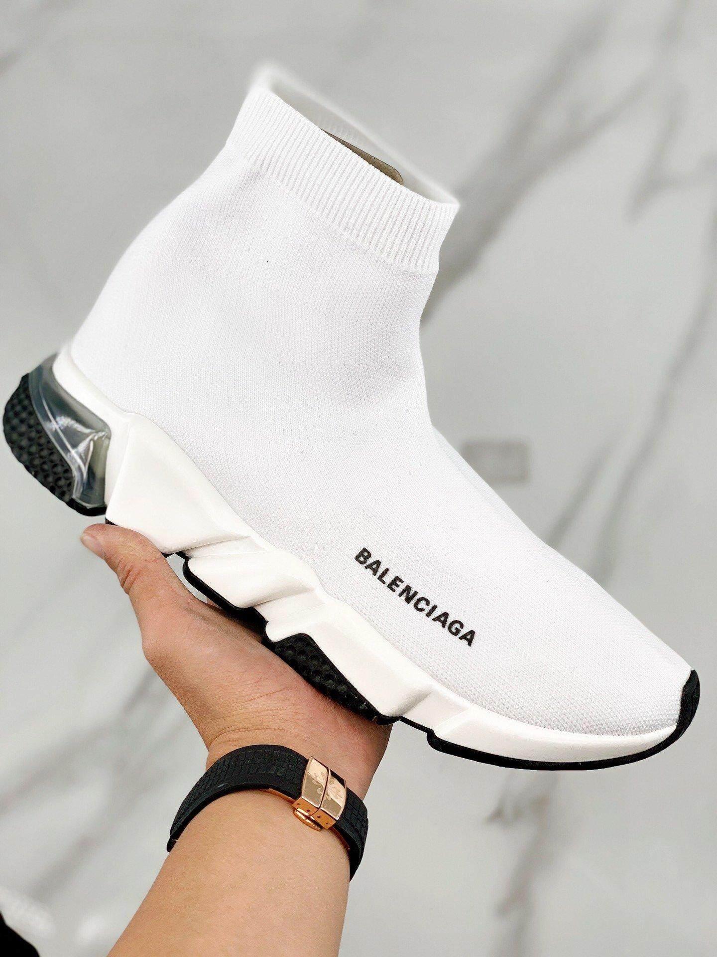 Offer Giảm Giá Balenciaga_socks Giày Lưới Đỏ Thun Cao Cấp Co Giãn Giày Cũ Giày Ins Siêu LỬA Nam Và Nữ Triều Giày Thể Thao Giày