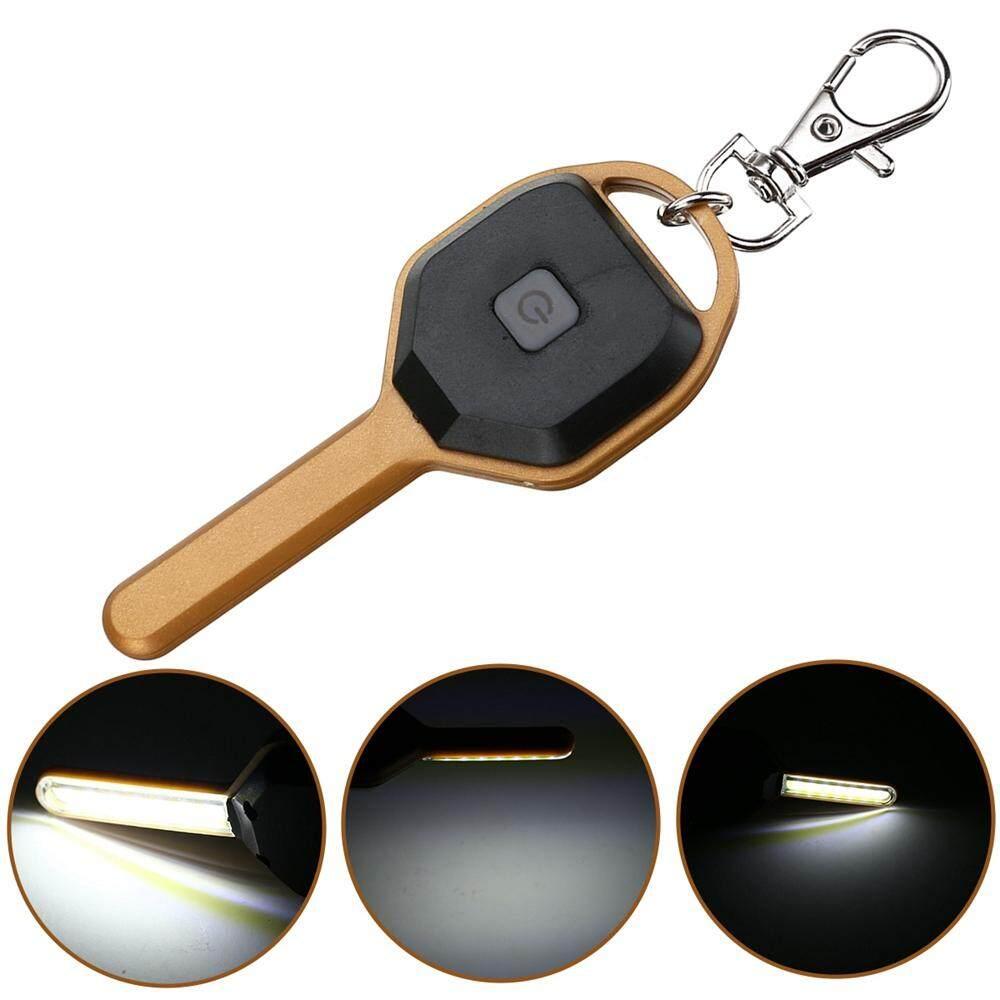 【การจัดส่ง + แฟลช Deal】 5 Pcs ไฟฉายคาดหัว Key ไฟฉายพวงกุญแจแบบพกพาพวงกุญแจไฟฉายส่องไฟกระเป๋าโคมไฟตั้งแคมป์ฉุกเฉิน By Channy.
