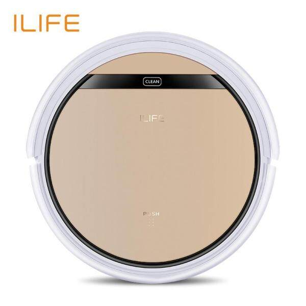 ILIFE V5s Pro Vacuum Cleaner Robot Sweep & Wet Mop Automatic Recharge for Pet hair and Hard Floor Singapore