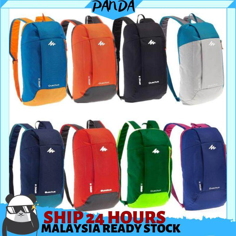 Product Details Of Arpenaz 10 Quechua Kids Adults Outdoor Backpack Bag Daypack Mini Small Bookbags 10l By Mypanda.