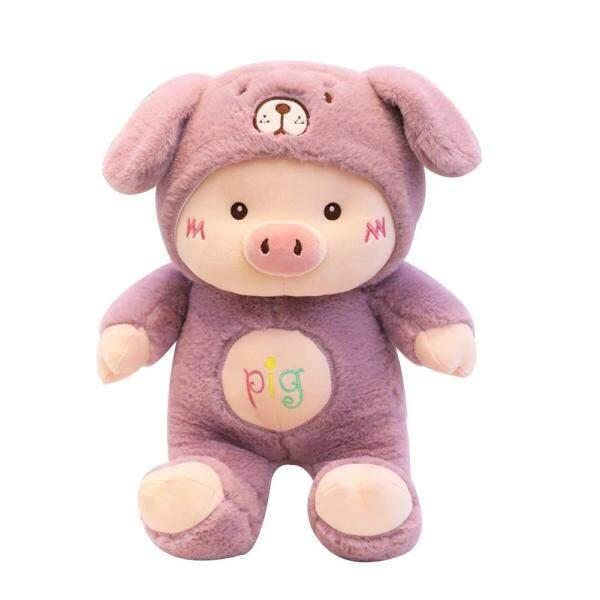 Gấu bông heo hóa trang đáng yêu cho bé WISTIC Funny Pig Coplay - INTL