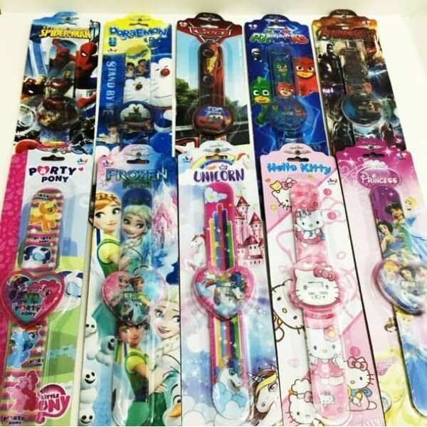 CARTOON WATCH FOR KIDS (BOYS & GIRL) Malaysia