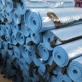 Dây Đeo Dày 150 61 1Cm) Yoga Mat, Thảm Chống Trượt, Yoga Thêm (Thảm Tập Thể Dục Miễn Phí thumbnail