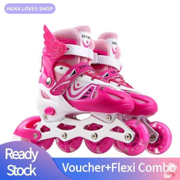 Mua Giày Trượt Patin Thể Dục Cho Trẻ Em Giày Trượt Patin Hiệu Suất, Giày Trượt Patin Có Thể Điều Chỉnh Cho Bé Trai Bé Gái