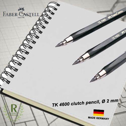 FABER-CASTELL TK® 4600 CLUTCH PENCIL 2.0mm