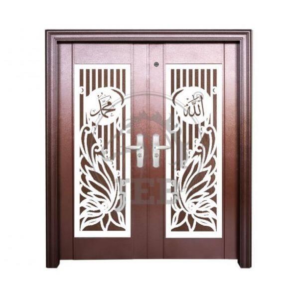 Islamic design security door