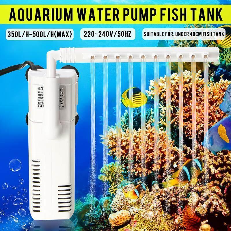220 V 5 W Êm 350L/H Cá Chìm Lọc Bơm Lọc Nước Ngọt
