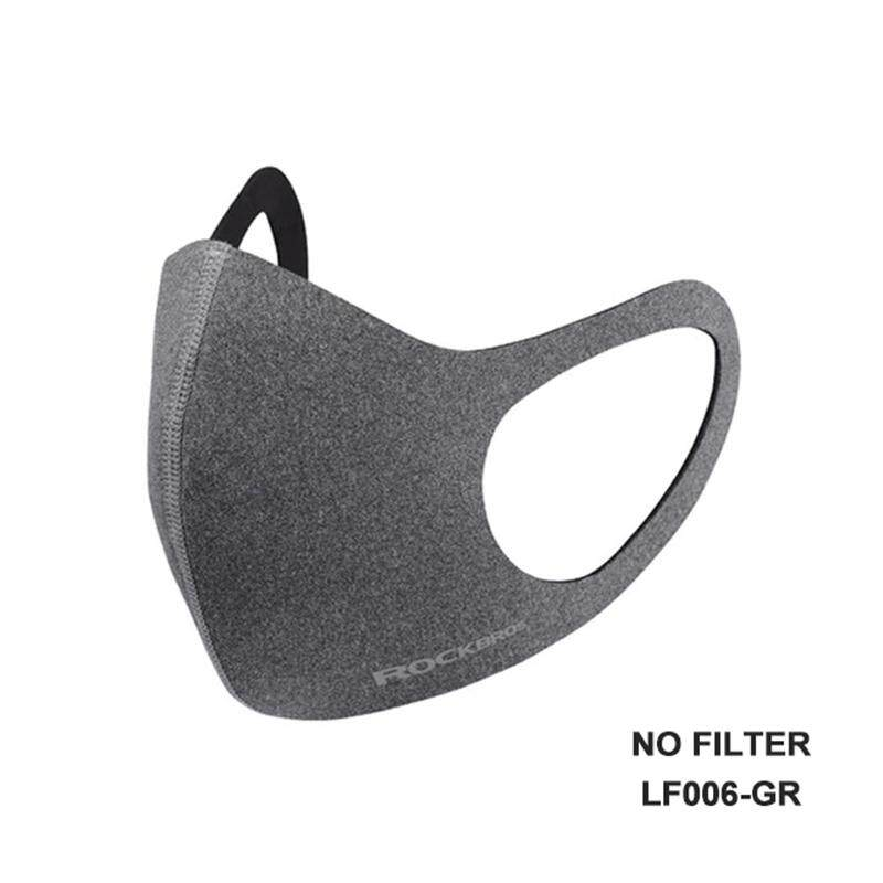 aff1a2e8b8 ROCKBROS Mask Bike Motorcycles Running Outdoors Half Face Mask Breathable  Anti-dust Haze PM2.