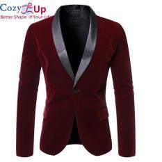 Áo vest nam chất liệu cao cấp sang trọng thiết kế đơn giản đẳng cấp Cozy Up