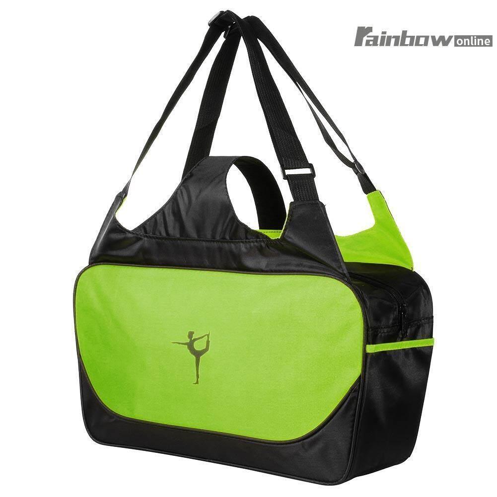 Produk Baru PVC Tahan Air Pakaian Ransel Yoga Tas Matras Yoga Case Olahraga Tas Pengangkut (