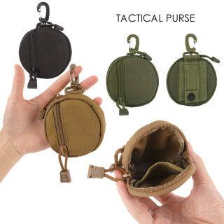 Túi Đựng Túi EDC Tiện Ích Molle Tác Chiến Túi Đa Chức Năng Thực Tế Ví Đựng Xu Ngoài Trời Quân Đội Chính Tai Nghe Túi thumbnail