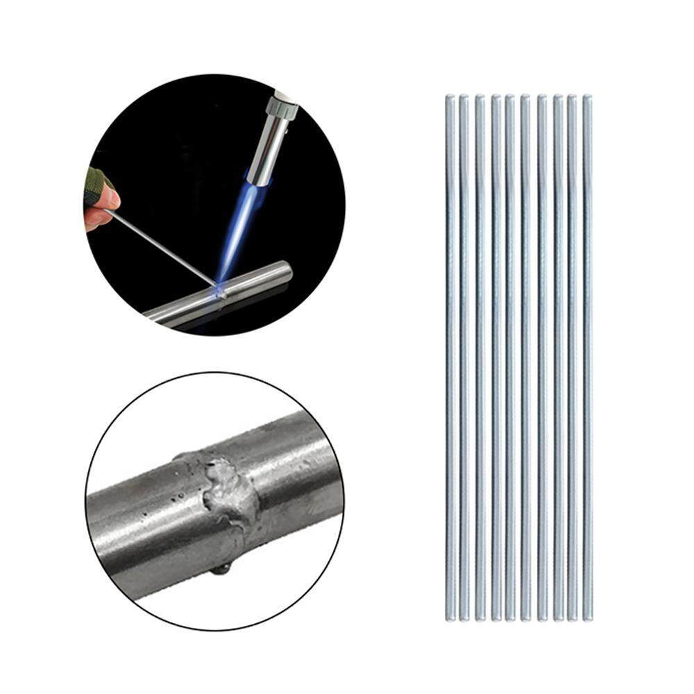 W&R 10 or 50 Pcs 2mm Aluminium Low Temperature Welding Brazing Rod For all AL Parts