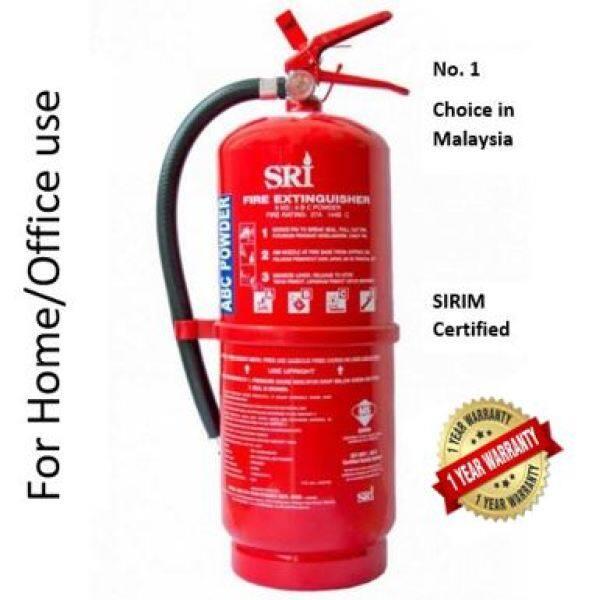 SRI Fire Extinguisher 9KG Dry Powder ABC
