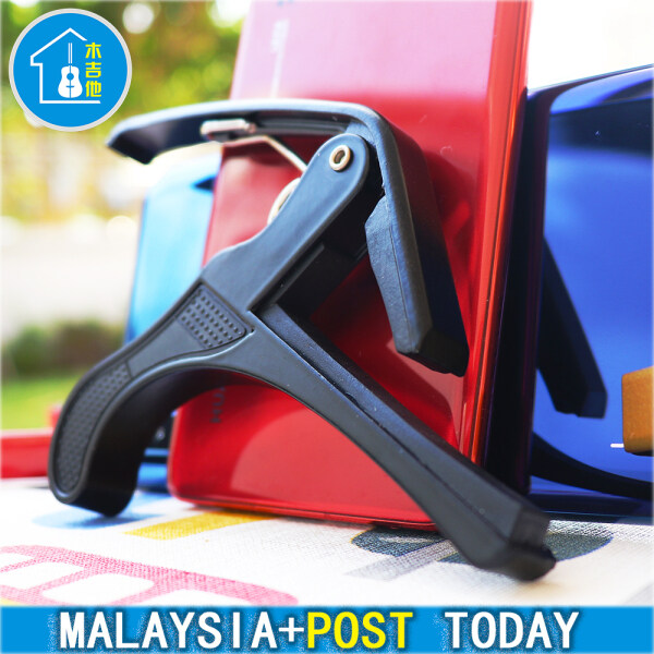 【Fast delivery】Quick Change Clamp Key Classic Guitar Capo Tone Adjusting for Electric Acoustic Guitar ukulele Malaysia
