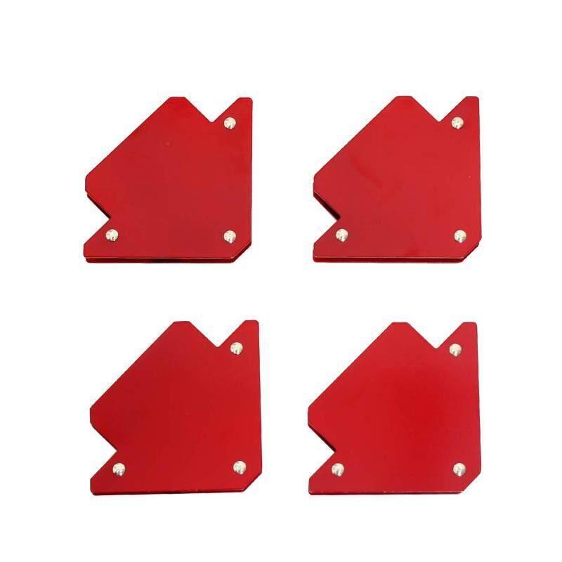 "4 PACK 4/"" 50lb Strength Strong Welding Magnetic Arrow Holder Magnets Magnet"
