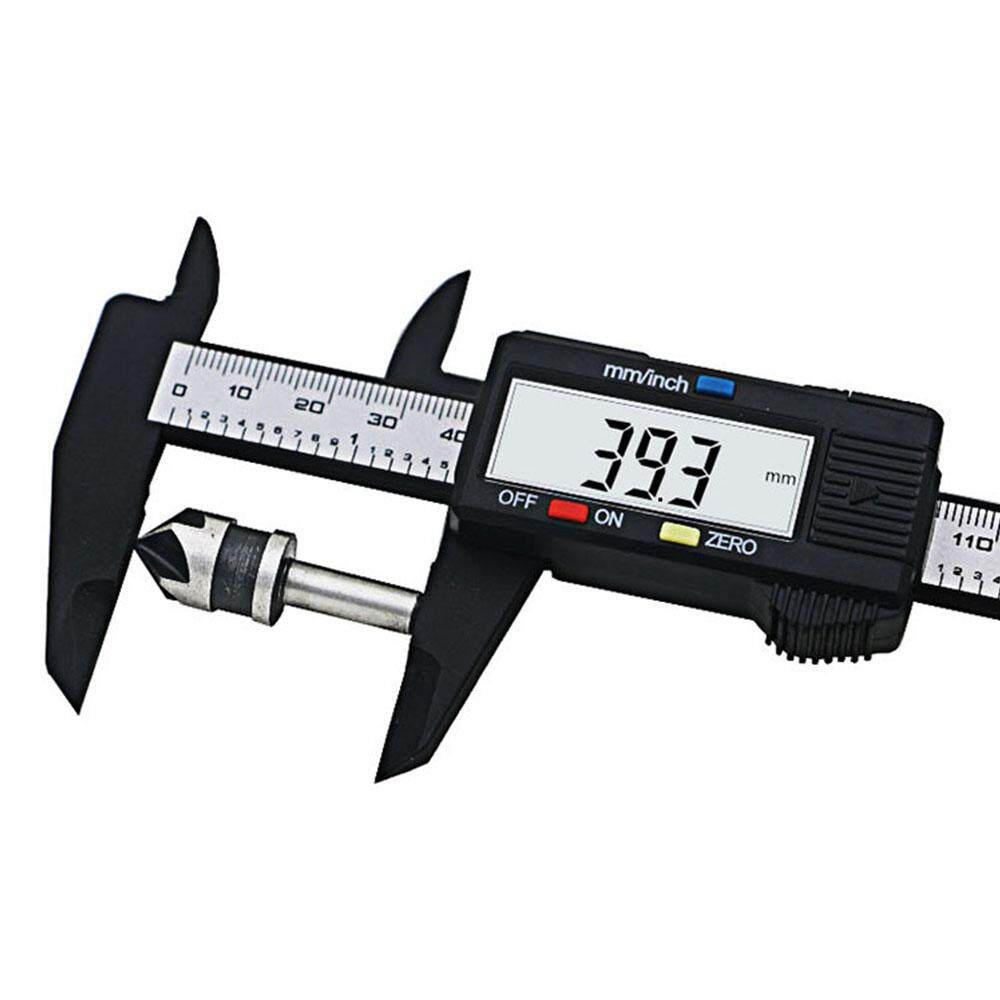 1* 150mm Electronic Digital LCD Micrometer Measuring Tool Gauge Vernier Calipers