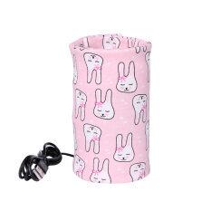 【Babywant】 Bình Sữa 5V Cho Bé Bú Bình Sữa Ấm Hơn Túi Cách Nhiệt Túi Lưu Trữ Bình Sữa Cách Nhiệt Cho Bé 28X13Cm