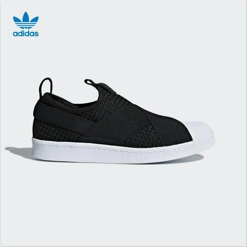 Adidas SUPERSTAR SLIPON Casual Running Shoes for men and women