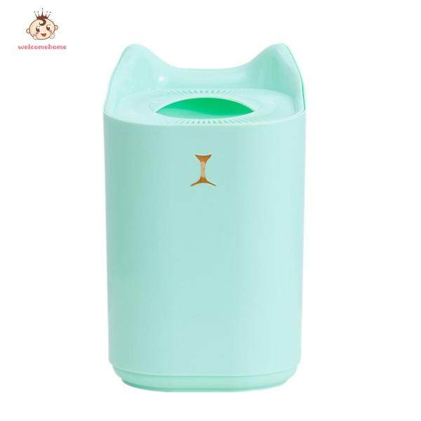 USB Air Humidifier Household Moisturizing Car Mist Maker Sprayer with Color Lamp Aroma Diffuser Singapore