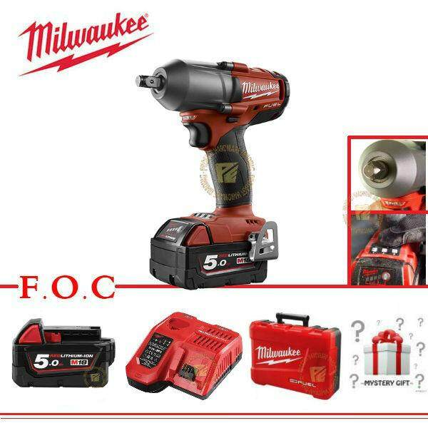 Milwaukee M18 FMTIW12 1/2 Mid-Torque Impact Wrench