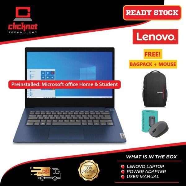 Lenovo IdeaPad 3 15ARE05 81W400CHMJ 15.6 Laptop Abyss Blue ( Ryzen 3 4300U, 8GB, 256GB SSD, ATI, W10, HS ) Malaysia