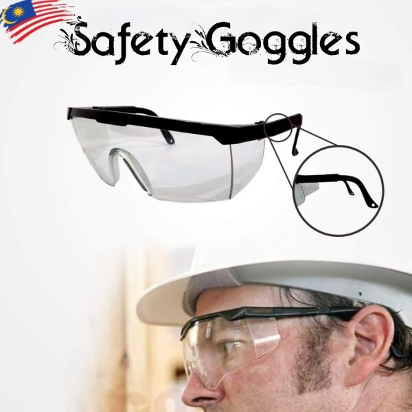 Medical Eye Goggles Safety Protective Glasses Windproof Dustproof Eyewear Transparent Safety Goggles Safety Glasses 防护眼镜